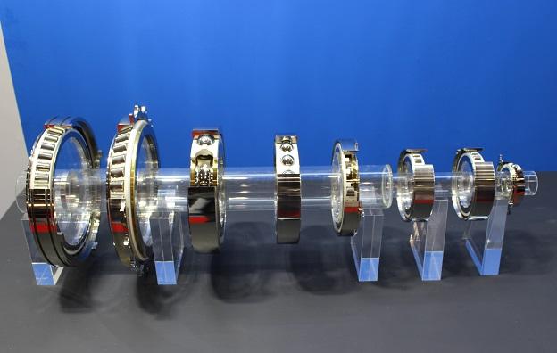 NTNエンジン主軸用軸受