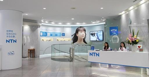 NTN本社リニューアル