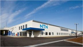 NTN能登製作所の外観