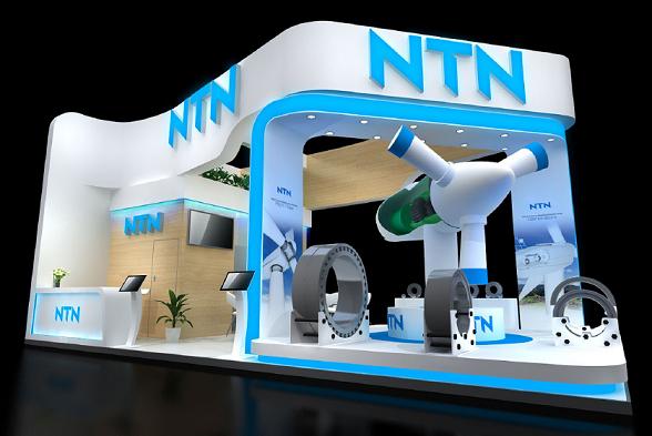 NTN中国風力発電展